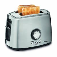 Prajitor de paine My Toast Trisa, 1000 W, 2 felii, argintiu
