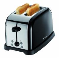 Prajitor de paine Retro Style Trisa, 850 W, 2 felii, negru