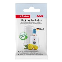 Solutie Bio pentru decalcifiere rapida Reer, pachet 4+1