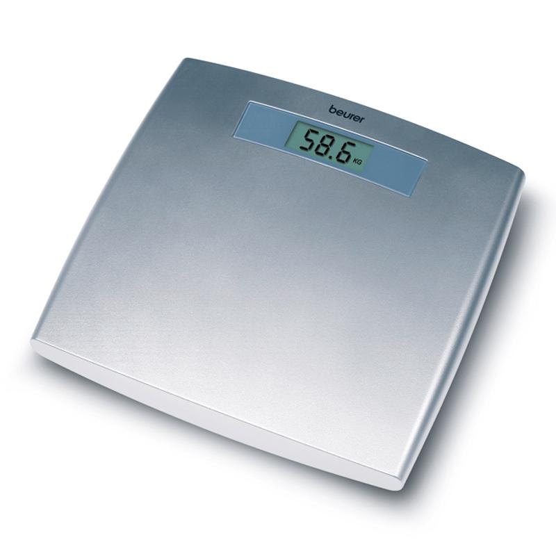 Cantar digital Beurer PS07, 150 kg, LCD, Argintiu 2021 shopu.ro