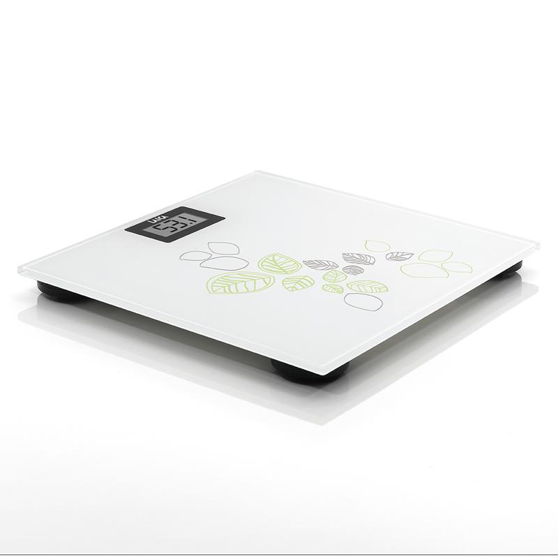 Cantar corporal digital Laica PS1058, 150 kg, Verde