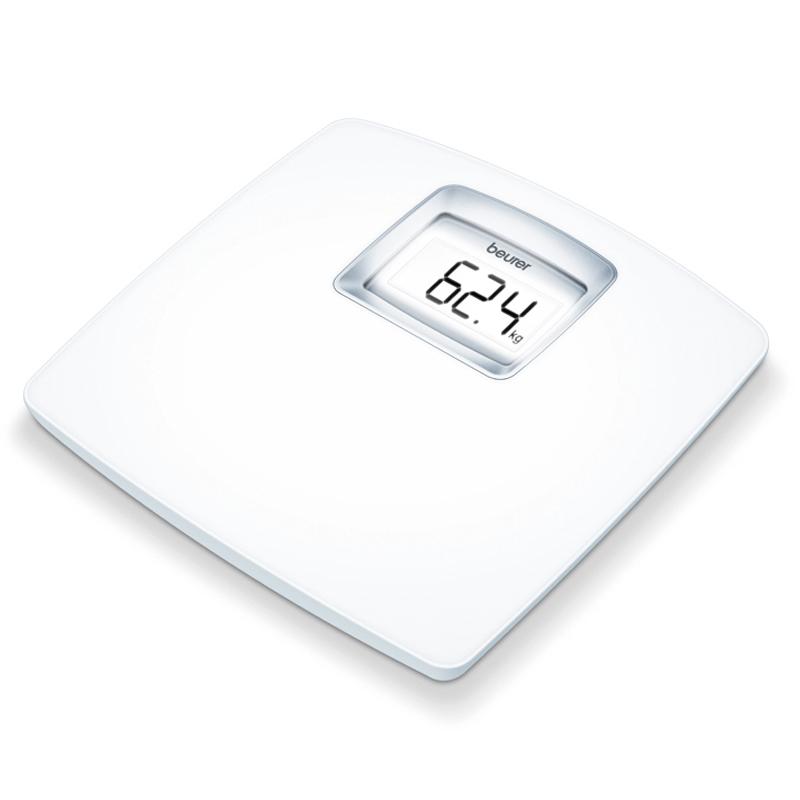Cantar digital Beurer PS25, 180 kg, LCD, Alb 2021 shopu.ro