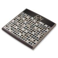 Cantar digital Beurer PS891, 180 kg, LED, suprafata mozaic si piatra naturala