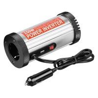 Invertor tensiune Goobay, 12-220 V, 150 W, USB