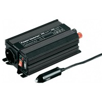 Invertor tensiune HQ, 300 W, 12-230 V, unda sinus modulat