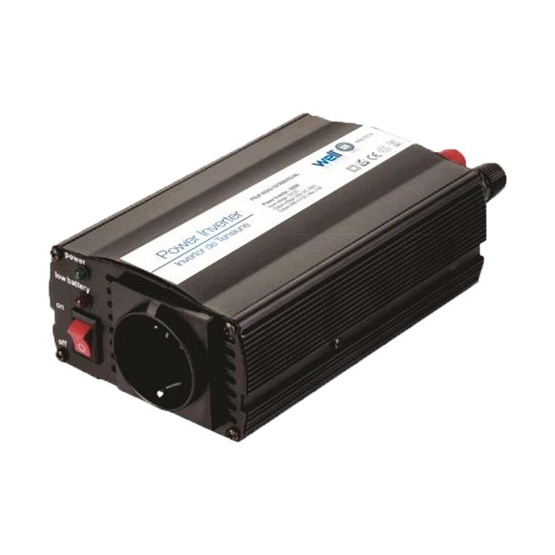 Invertor tensiune Well, 150 W, 24-220 V, USB 2021 shopu.ro