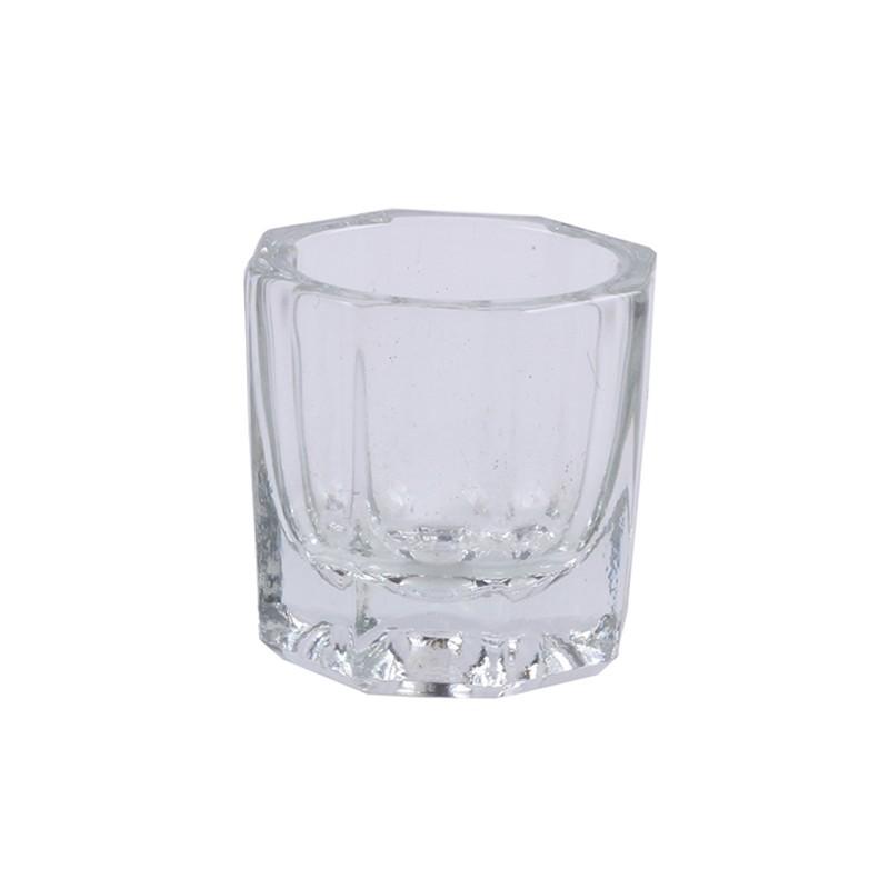 Pahar din sticla pentru acril