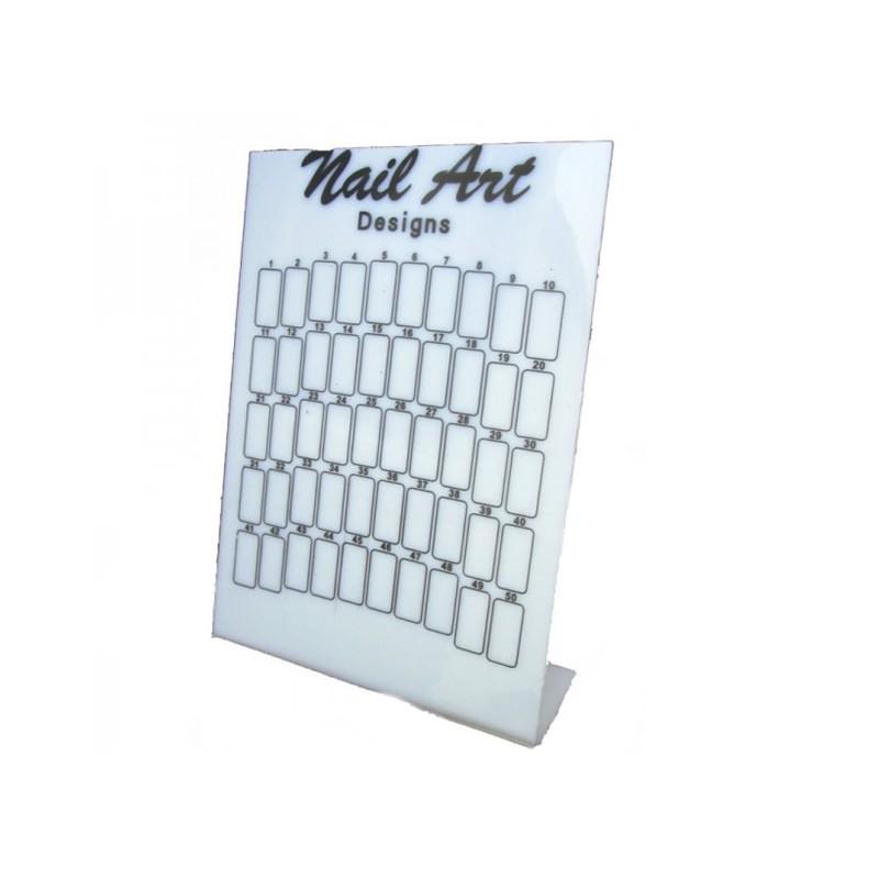 Paletar plastic pentru oja, 50 pozitii