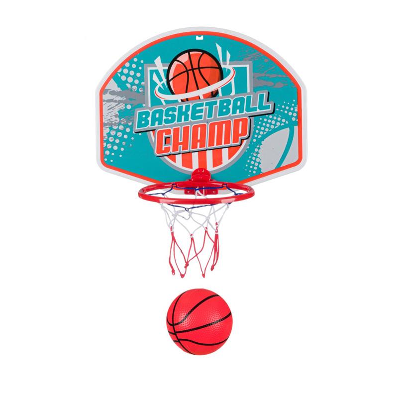 Panou baschet pentru copii Basketball Champ, 40 x 32 cm, 3 ani+ 2021 shopu.ro