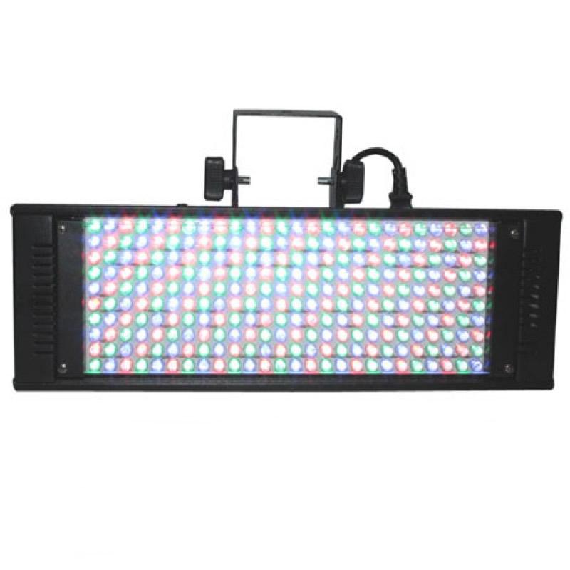 Panou cu 260 LED-uri color, DMX,512, rosii, verzi si albastre 2021 shopu.ro