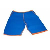 Pantaloni de fitness pentru femei YC Support, model scurt, marimea XXL