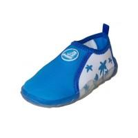 Pantofi de plaja bleu