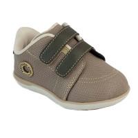 Pantofi Pimpolho, marimea 18, 10.7 cm, 7-8 luni, Maro