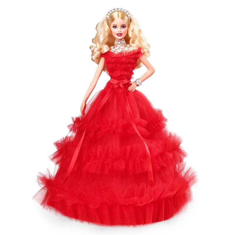 Papusa Barbie 30th Anniversary 2018, 6 ani+