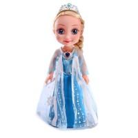 Papusa interactiva Snow Princess Frozen, 3 ani+