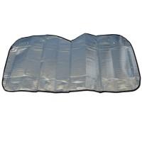 Parasolar folie aluminiu 1 fata, 70 x 150 cm