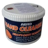 Pasta emolienta pentru curatat mainile Abro, 397g