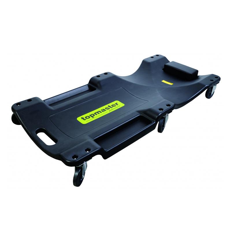 Pat mobil pentru mecanica auto Top Master Pro, 130 Nm, maxim 130 kg, 6 roti