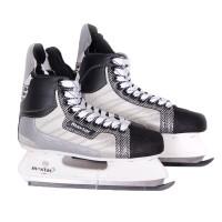 Patine gheata pentru Hockey Maxtar, marimea 37, negru