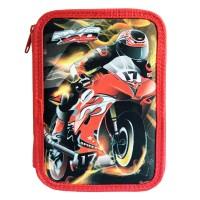 Penar baieti Motorcycle, 20 cm, Multicolor