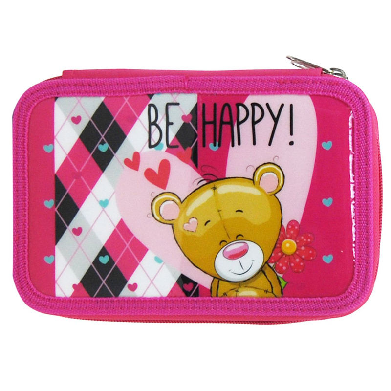 Penar fetite Be Happy, 20 cm, Multicolor 2021 shopu.ro