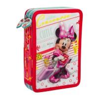 Penar fetite Minnie, 20 cm, Multicolor