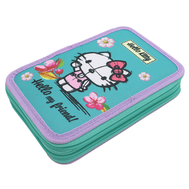 Penar pentru fetite Hello Kitty, 20 cm, Multicolor 2021 shopu.ro