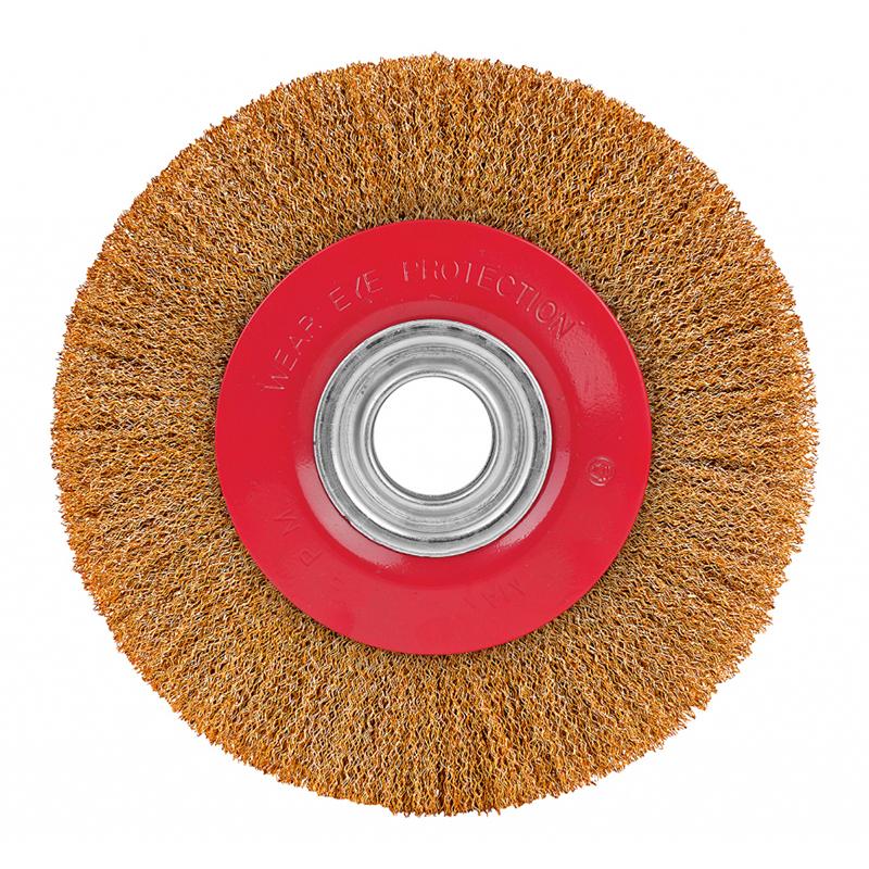 Perie circulara de sarma Raider, 150 mm, otel 2021 shopu.ro