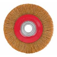 Perie circulara de sarma Raider, 150 mm, otel