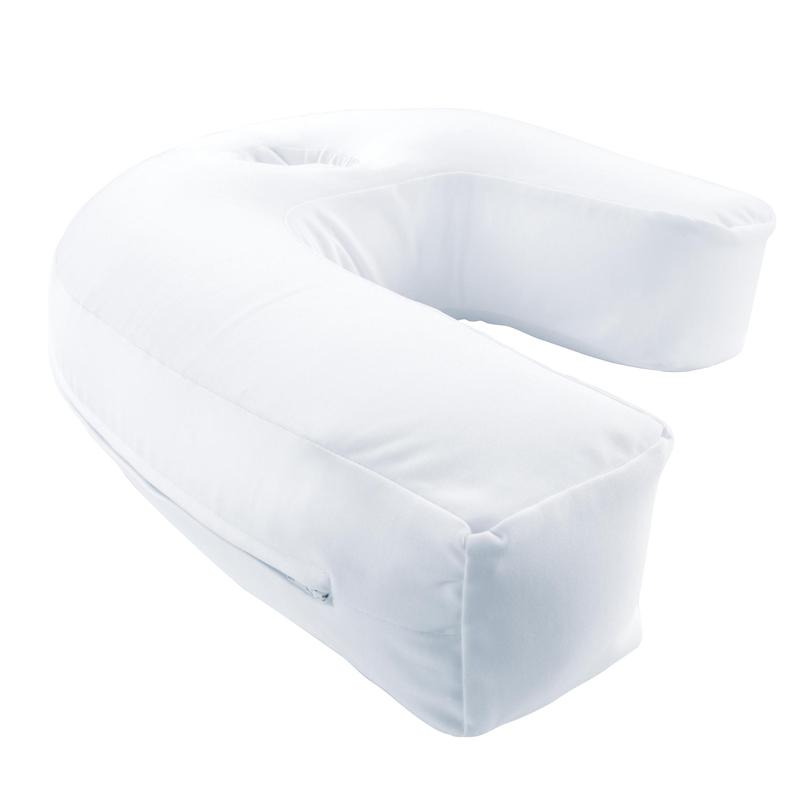 Perna dormit pentru gat si spate, 120 x 60 cm, microfibra 2021 shopu.ro