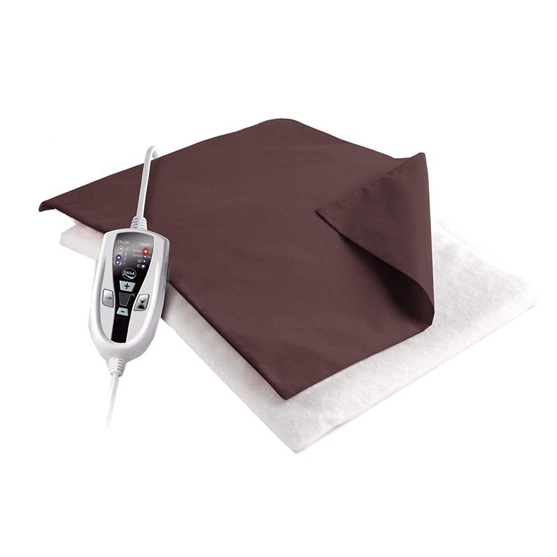 Perna electrica L-310 Textil plus Daga, 110 W, 38 x 27 cm, 4 trepte temperatura, conexiune fixa 2021 shopu.ro