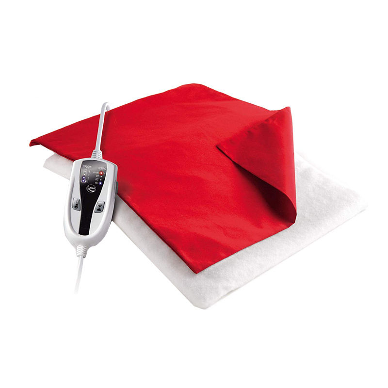 Perna electrica N2-316 Textil class doble Daga, 110 W, 46 x 34 cm, husa bumbac 2021 shopu.ro