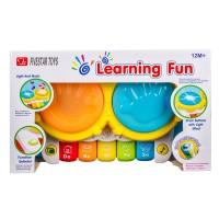 Pian muzical cu tobe Learning Fun, 12 luni+