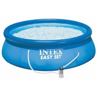 Piscina Easy Set Intex, 244 x 76 cm, sistem filtrare inclus