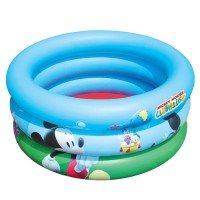 Piscina copii Mickey Mouse, 70 x 30 cm, Multicolor