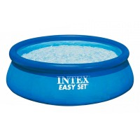 Piscina gonflabila Intex Easy Set, 244 x 76 cm