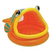 Piscina gonflabila pentru copii Intex, tip peste