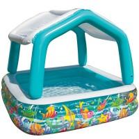 Piscina pentru copii cu acoperis Intex, 280 l