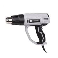 Pistol cu aer cald Elprom, 2500 W, 70 dB, 600 C, 3 trepte, duza ajustabila, indicator temperatura, accesorii incluse