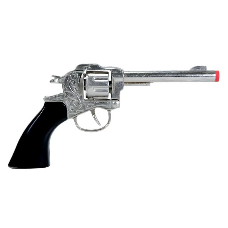 Pistol metal Cowboy, 23 cm, 3 ani+ 2021 shopu.ro