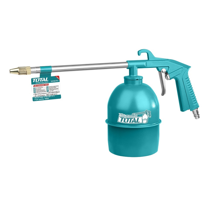 Pistol pentru spalat cu presiune Proline, 750 ml, 215 mm, 4 bari 2021 shopu.ro