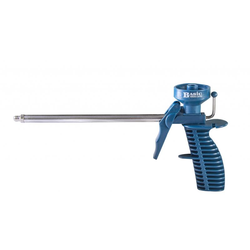 Pistol pentru spuma poliuretanica Basic, plastic 2021 shopu.ro