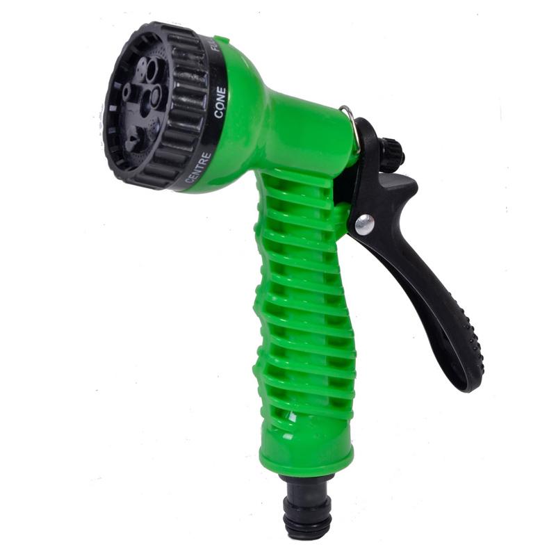 Pistol pentru stropit Green Garden, debit ajustabil 2021 shopu.ro