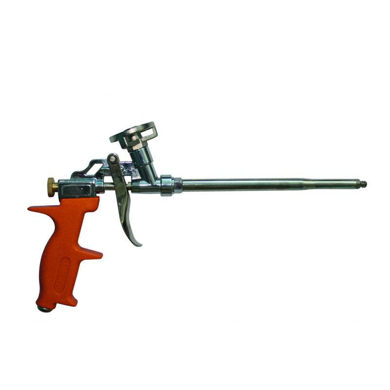 Pistol pentru spuma poliuretanica Top Strong, aluminiu, adaptor zincat shopu.ro