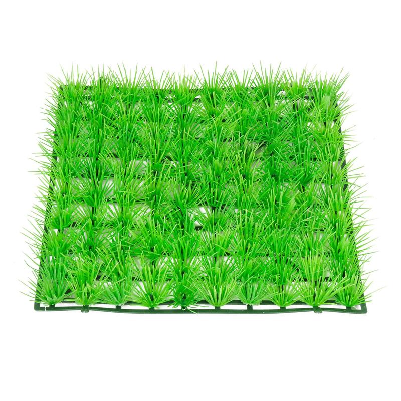 Placa iarba sintetica, 25 x 25 cm, plastic 2021 shopu.ro
