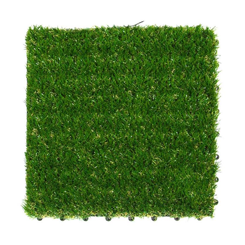 Placa iarba sintetica, 30 x 30 cm, plastic 2021 shopu.ro