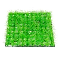 Placa iarba sintetica, 25 x 25 cm, plastic