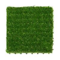 Placa iarba sintetica, 30 x 30 cm, plastic