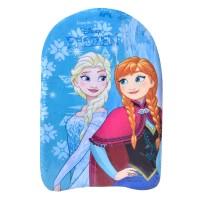 Placa inot pentru fetite Frozen, 40 x 28 cm, Multicolor