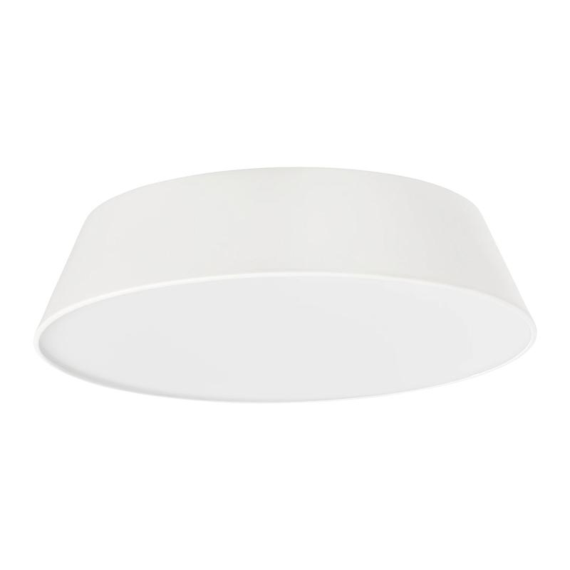 Plafoniera LED, 13 W, inaltime 10 cm, diametru 35 cm, Alb 2021 shopu.ro